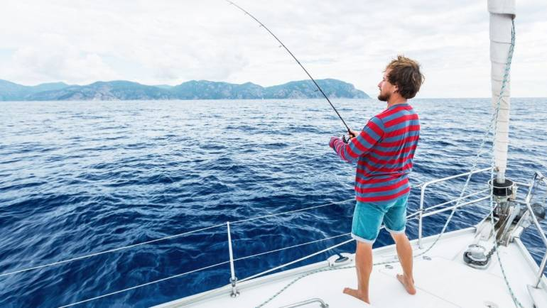 Recreational Fishing, an Industry of Little Known Importance